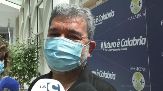 Il presidente ff della Calabria Nino Spirlì