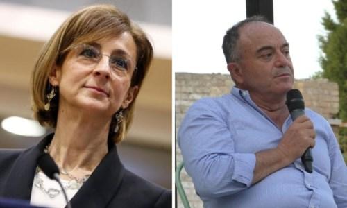 Il ministro Cartabia e il procuratore Gratteri