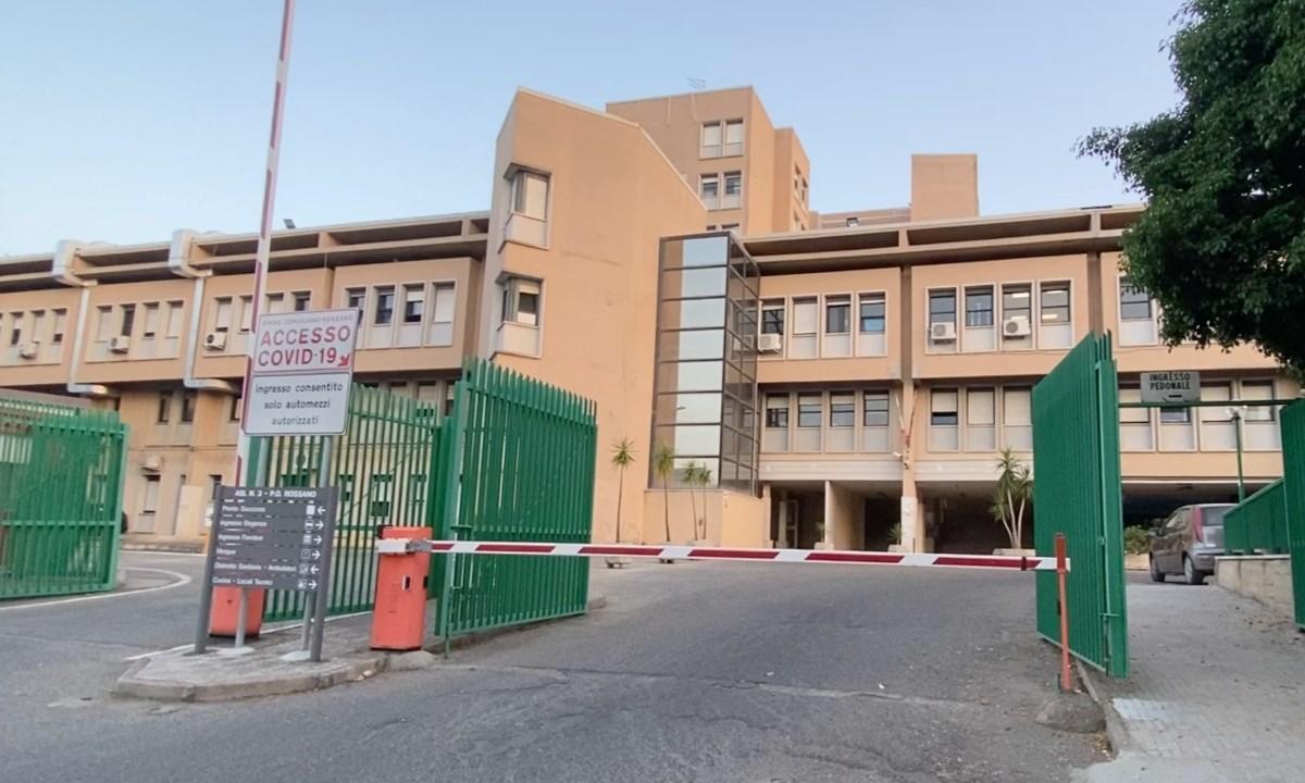 L'ospedale di Rossano