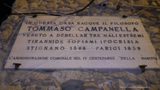 EventiA Stignano incontri e spettacoli nel segno del filosofo Tommaso Campanella