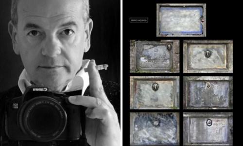 Mario Iaquinta e uno dei suoi scatti