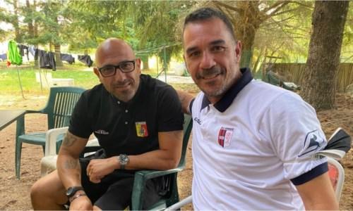 Antonio Calabro e Gaetano D'Agostino