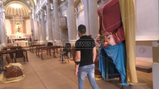 Scordo nella chiesa di San Marco