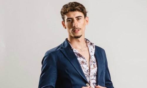 Giovanni Pupo, da San Giovanni in Fiore alla finalissima nazionale di Mister Italia 2021