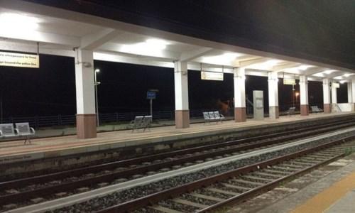 La stazione di Palmi