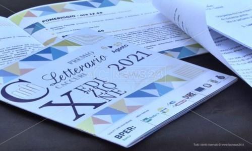 Il festivalAl via la decima edizione del Premio letterario Caccuri: il 10 agosto la premiazione