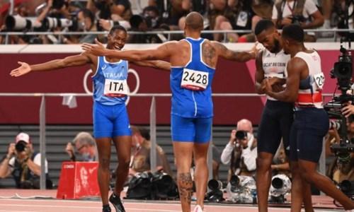 OlimpiadiTokio 2020, Italia da sogno: medaglia d'oro anche nella staffetta 4x100 trascinata da Jacobs