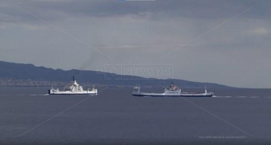 Covid e trasportiGreen pass non obbligatorio per attraversare lo Stretto: «A bordo livello di vigilanza già massimo»