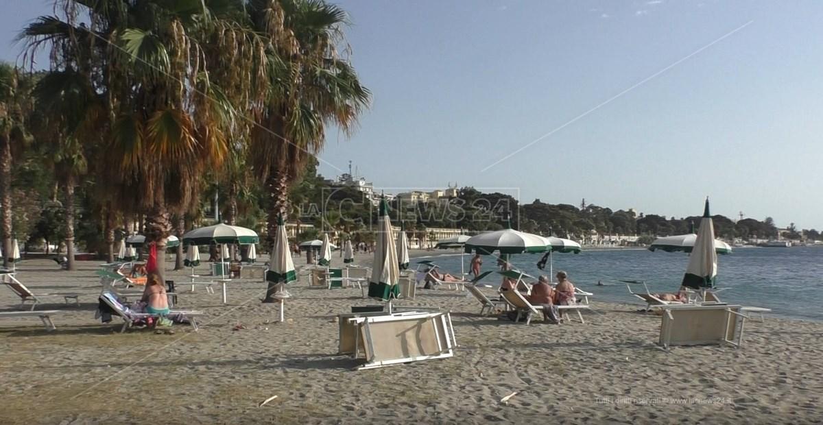 Lido Comunale Reggio Calabria