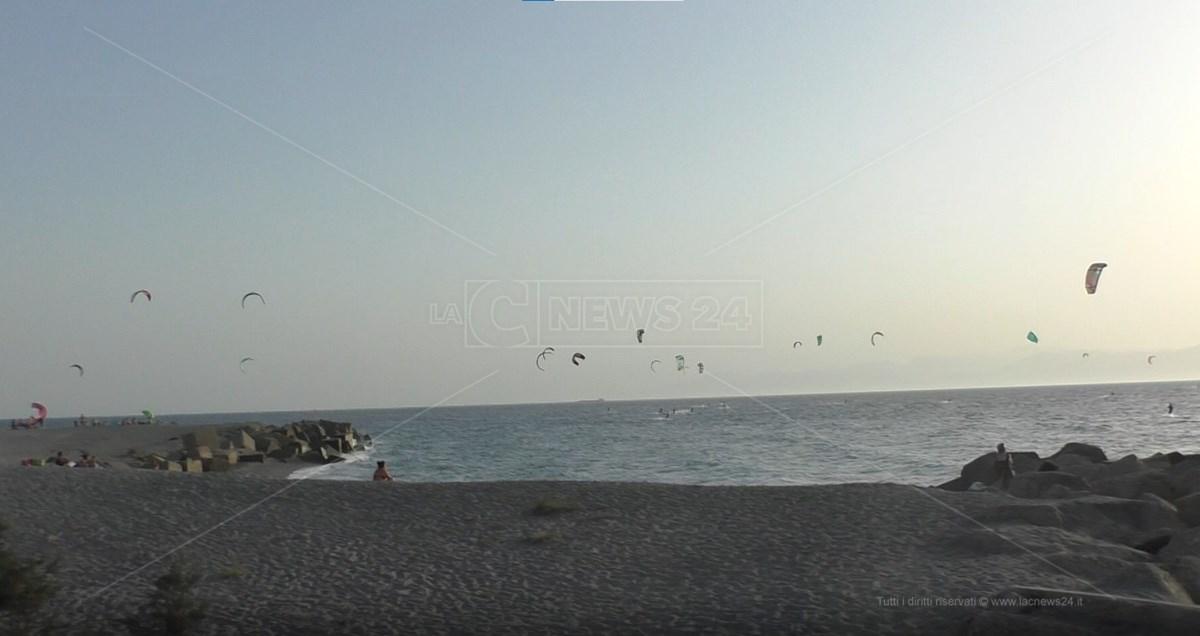 Spiaggia Punta Pellaro a Reggio Calabria