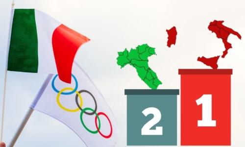 MeridionalismiOlimpiadi, terroni un sesto degli italiani a Tokyo ma conquistano 6 ori su 10: lo sport spia di rabbia sociale