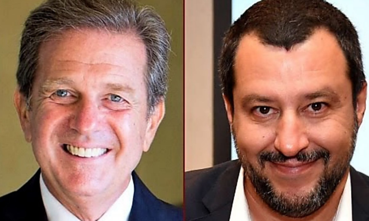 Lega, Saccomanno e Salvini