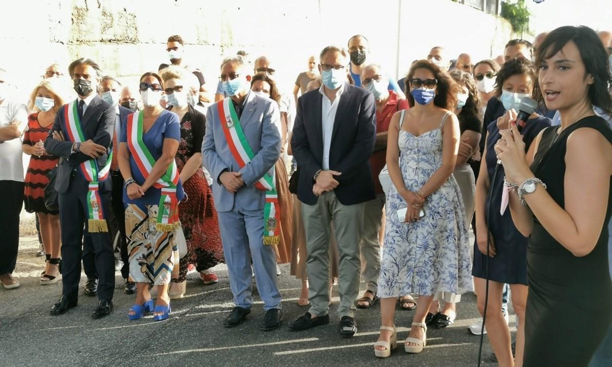 Commemorazione Antonino Scopelliti Piale