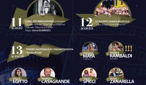 Appuntamenti in CalabriaBelvedere Marittimo, al via l'evento culturale Castello d'oro: ecco il programma