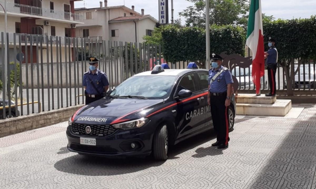 Carabinieri di Corigliano