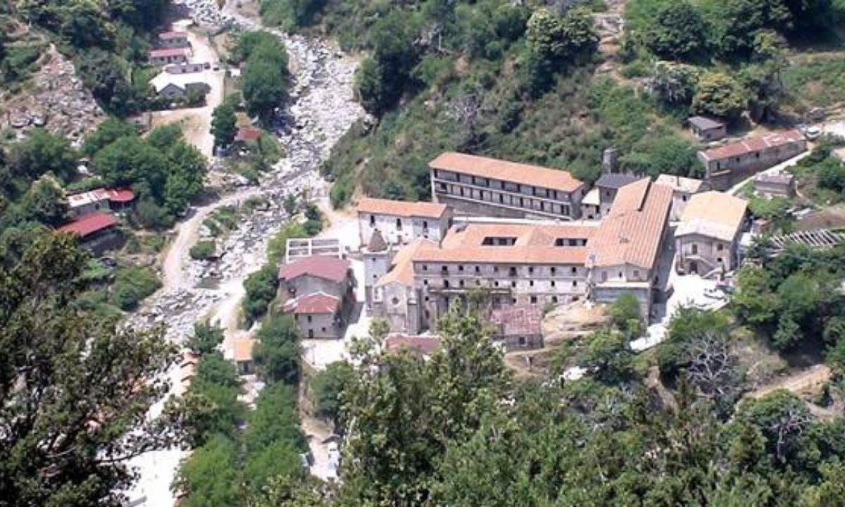 Il santuario della Madonna di Polsi