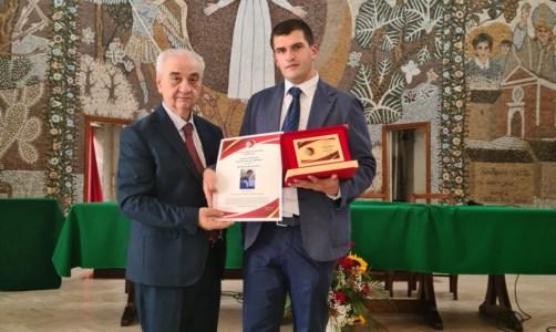 Concorso letterario Dante Alighieri, tra i premiati il lametino Francesco D'Amico