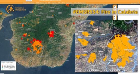 Emergenza incendiI comuni di Calabria, Sicilia e Sardegna chiedono al Governo un piano di ricostruzione