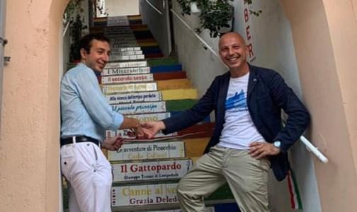 Dario Godano e Domenico De Lorenzo