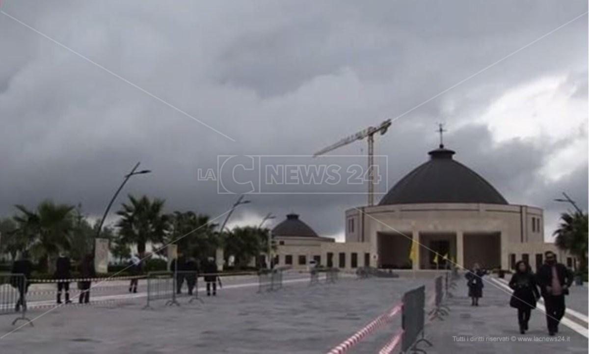 La chiesa di Villa della Gioia - foto archivio