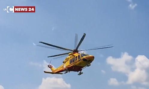 L'incidenteVibo Valentia, pilota precipita con il parapendio: interviene l'elisoccorso