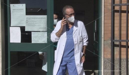 Il direttore del Dipartimento di Emergenza dell'Azienda Ospedaliera di Cosenza, Pino Pasqua