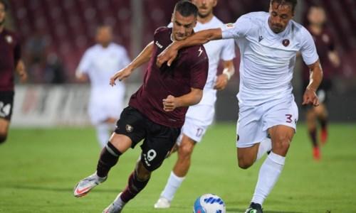 Calcio calabriaCoppa Italia, la Reggina perde 2-0 a Salerno e saluta la competizione