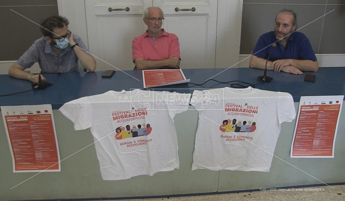 La conferenza stampa di presentazione del Festival delle Migrazioni