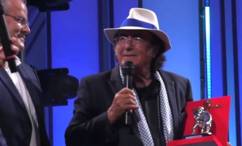 Il maestro Affidato e il cantautore Al Bano