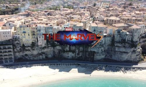 Il filmCaptain Marvel saluta la Calabria, concluse le riprese del sequel girato a Tropea