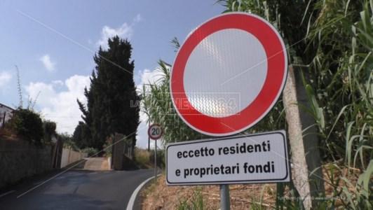 L'ordinanzaVibo Valentia, la strada inaugurata un mese fa è già interdetta al traffico