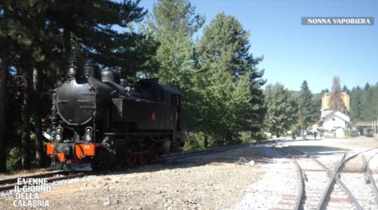 E venne il giorno della CalabriaNonna vaporiera, un salto nel passato a bordo dello storico treno della Sila