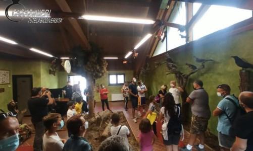 L'iniziativaCosenza, successo per la notte della Biodiversità dei Carabinieri con oltre 500 visitatori