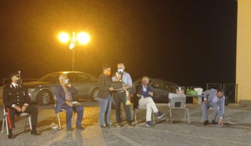 Papasidero, cerimonia di consegna del Premio Calabresi brava gente