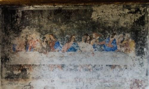 """L'allarme """"L'Ultima cena calabrese"""": un capolavoro da salvare nel convento dei Cappuccini di Saracena"""