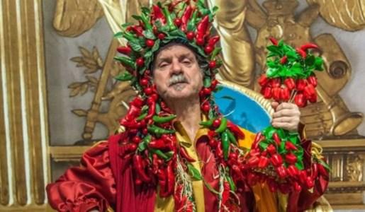 Gianni Pellegrino, alias Re Peperoncino