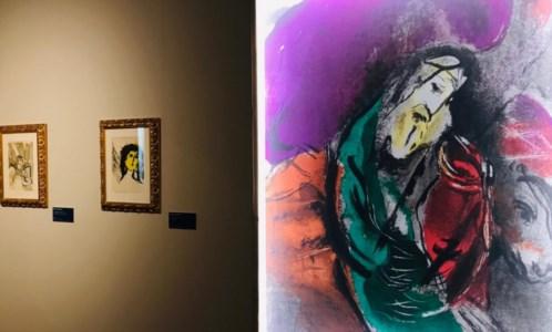 """Arte CalabriaCatanzaro, la mostra """"Chagall. La Bibbia"""" prorogata fino al 10 ottobre"""