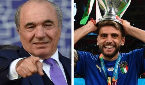 Rocco Commisso e Domenico Berardi
