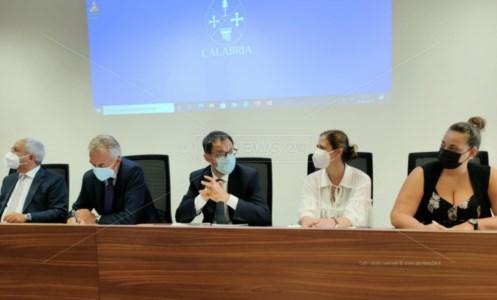 Il ministro Patuanelli a Catanzaro