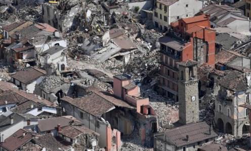Per non dimenticareCinque anni fa il terremoto di Amatrice, oltre 300 morti e 600mila persone coinvolte