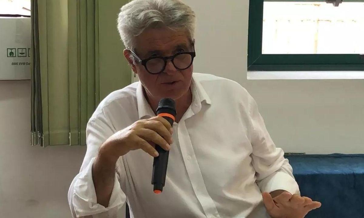 Il presidente dell'Ente Parco Leo Autelitano