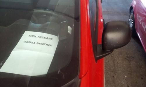 La denunciaVigili del fuoco, l'Usb: «A Catanzaro mezzi senza benzina in piena emergenza incendi»