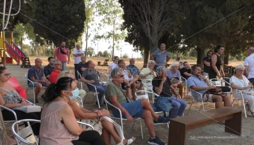 Momento dell'incontro al parco Ecolandia di Reggio Calabria