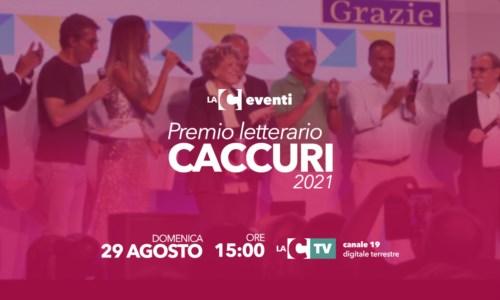 Lo specialeI momenti salienti del Premio letterario Caccuri domenica su LaC Tv