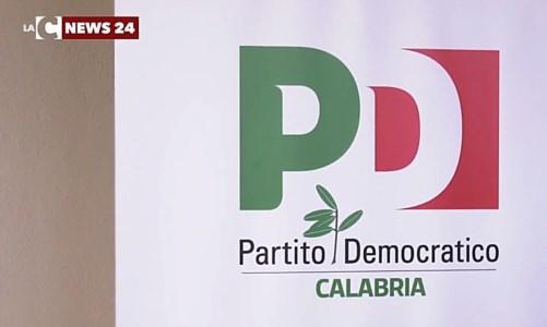 Il Pd Calabria apre la fase congressuale, l'8 novembre assemblea regionale a Lamezia