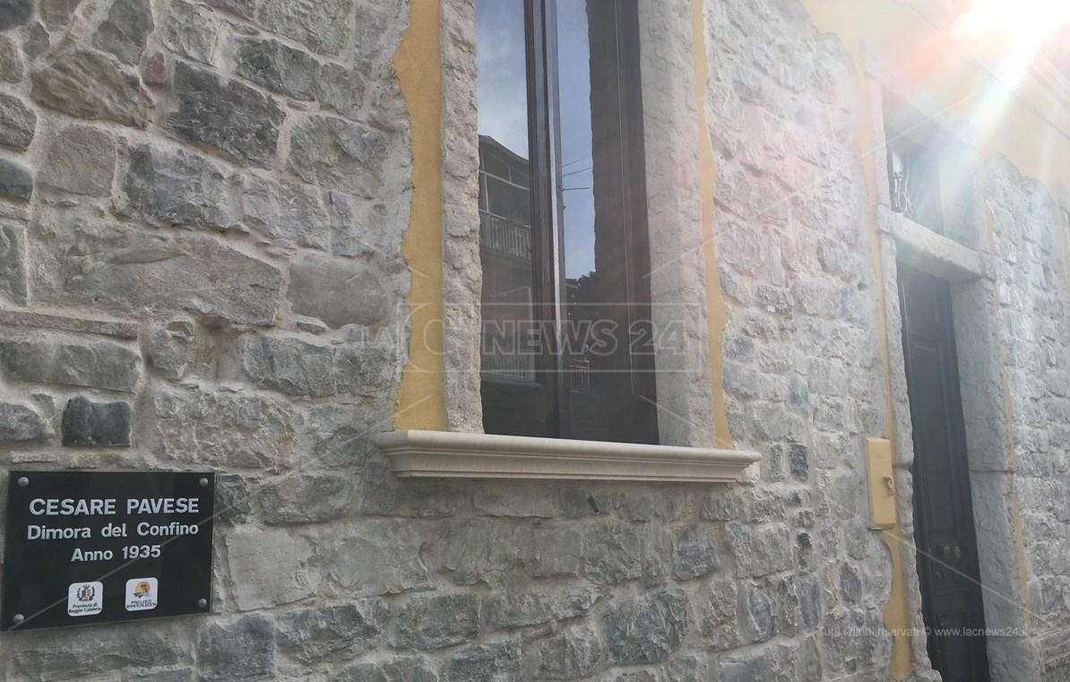 Casa del Confino di Cesare Pavese a Brancaleone (RC)