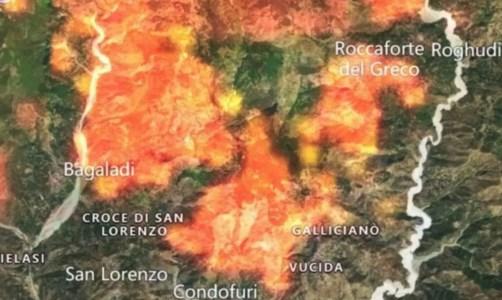 Dopo le fiammeIncendi in Aspromonte, ecco quanti ettari di bosco ridotti in cenere