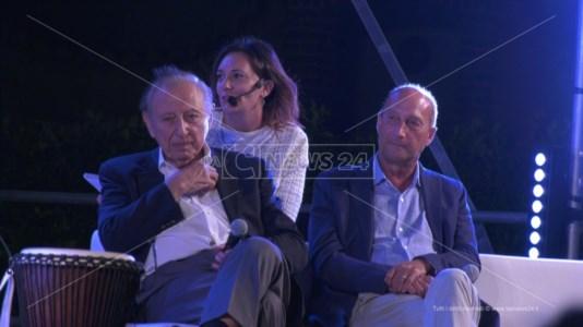 Robert Gallo e Nino Foti