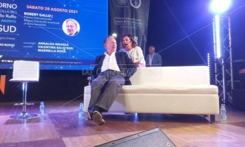 L'eventoSud e Futuri, a Scilla lo scienziato Robert Gallo insignito del premio Magna Grecia