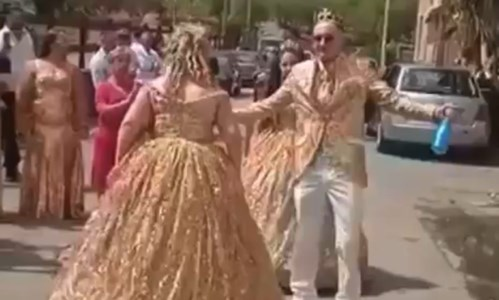 """La festa trashCatanzaro, il video del compleanno Gipsy di """"Jason"""" a viale Isonzo spopola su web"""